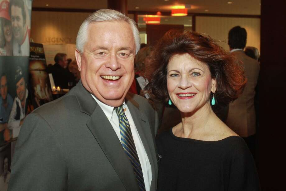 Don and Diane Sweat. Photo: Gary Fountain, For The Chronicle / Copyright 2013 Gary Fountain
