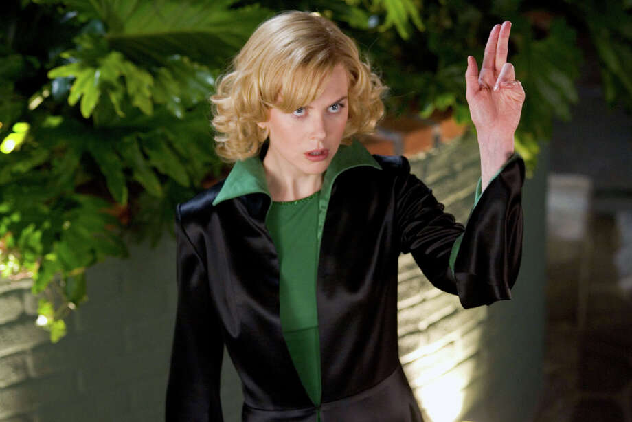 Nicole Kidman played a witch who wants to be normal in the critically reviled 'Bewitched' update. Photo: Columbia Pictures, REUTERS / X80001