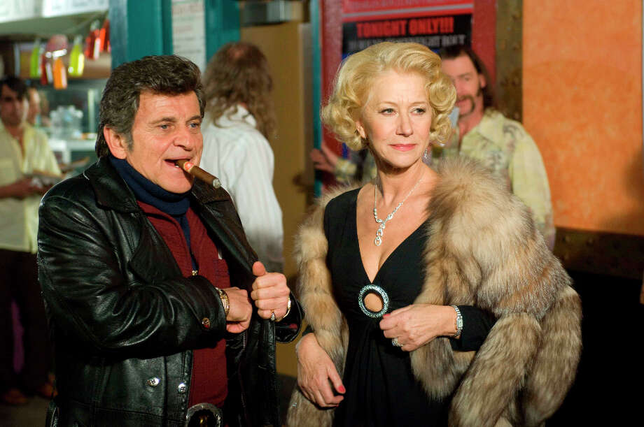 Helen Mirren (right) played a brothel owner in 'Love Ranch' Photo: Richard Foreman, AP / E1 Entertainment