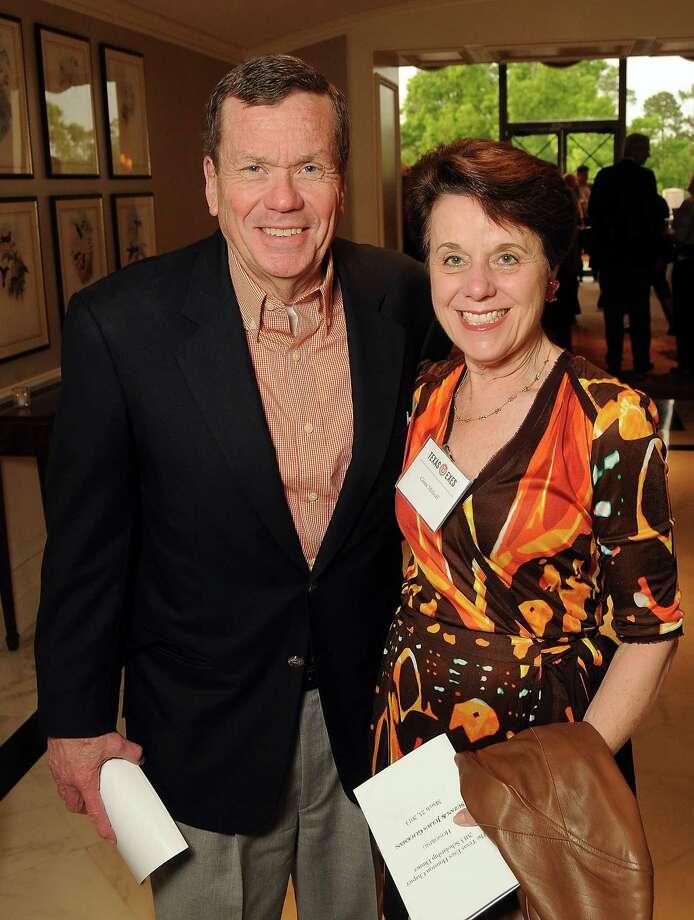 Ginni and Richard Mithoff Photo: Dave Rossman, Freelance / © 2013 Dave Rossman