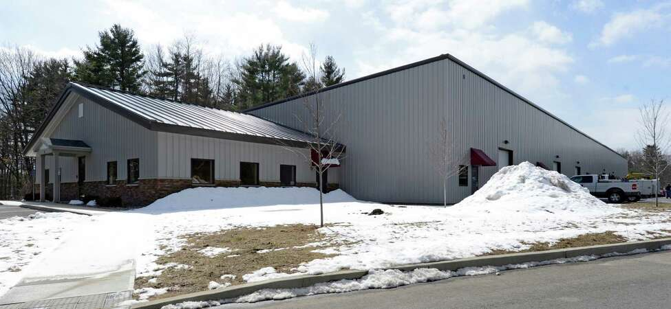 Future home of the Schmaltz Beer Company Tuesday, March 26, 2013, off exit 10 of the Northway in Clifton Park, N.Y. (Skip Dickstein/Times Union)