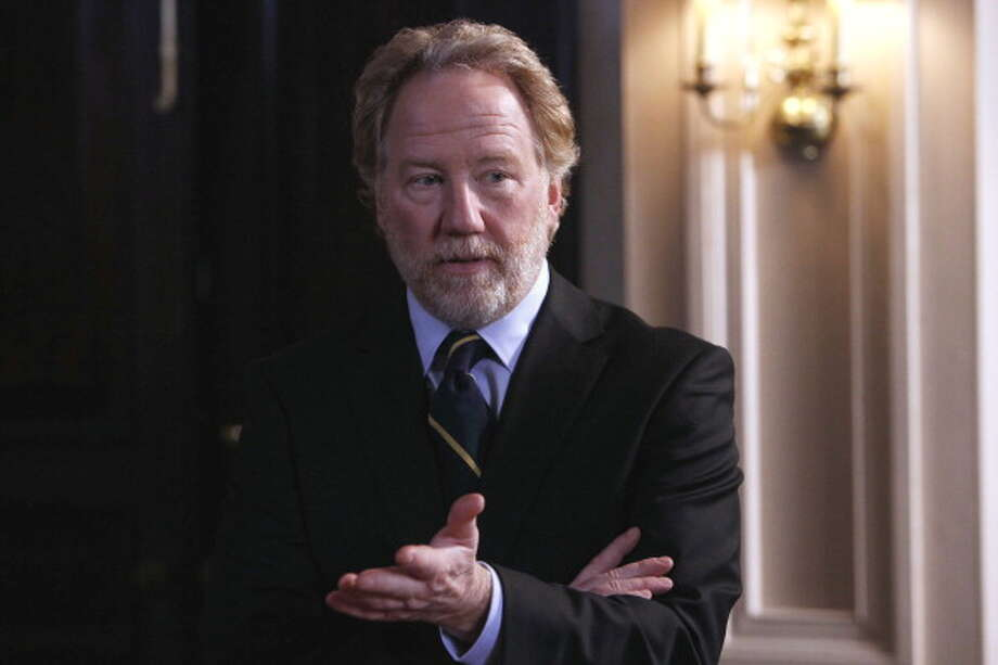 Busfield as Ray Backlund on Law and Order. Photo: NBC, NBC Via Getty Images / ? NBC Universal, Inc.