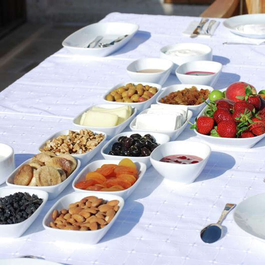 Exploring the ingredients of Turkish cuisine at local markets is on the Whole Journeys itinerary.