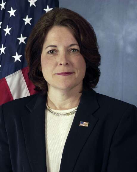 Julia Pierson is chief of staff to the agency's departing director.