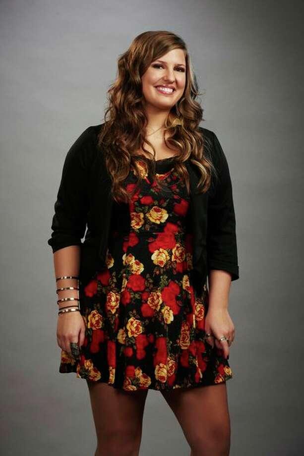 THE VOICE -- Season: 4 -- Pictured: Sarah Simmons -- Photo: NBC, Paul Drinkwater/NBC / 2012 NBCUniversal Media, LLC