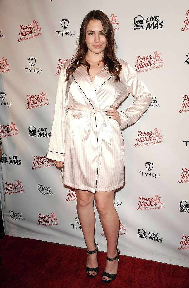 LOS ANGELES, CA - MARCH 23:  Sophie Simmons attends Perez Hilton's 35th birthday party at El Rey Theatre on March 23, 2013 in Los Angeles, California. Photo: Jason LaVeris, FilmMagic / 2013 Jason LaVeris