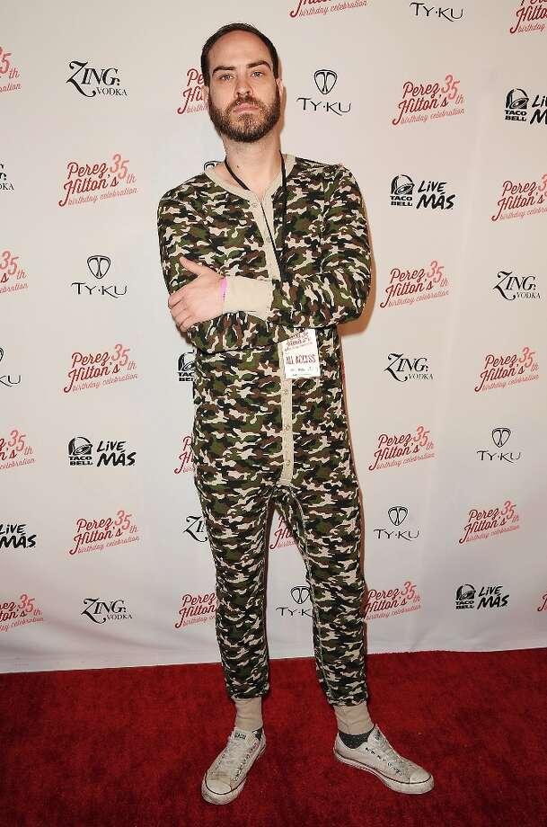 LOS ANGELES, CA - MARCH 23:  DJ Jeffrey Tonnesen attends Perez Hilton's 35th birthday party at El Rey Theatre on March 23, 2013 in Los Angeles, California. Photo: Jason LaVeris, FilmMagic / 2013 Jason LaVeris