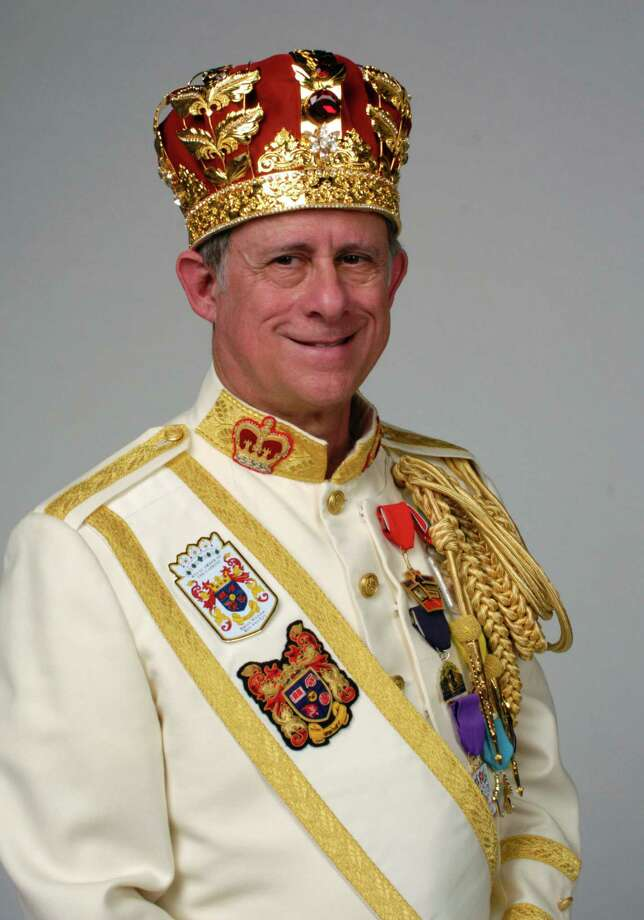2007, Brian Weiner: Rey Feo LIX. Photo: Juanito M. Garza / San Antonio Express-News / SAN ANTONIO EXPRESS-NEWS