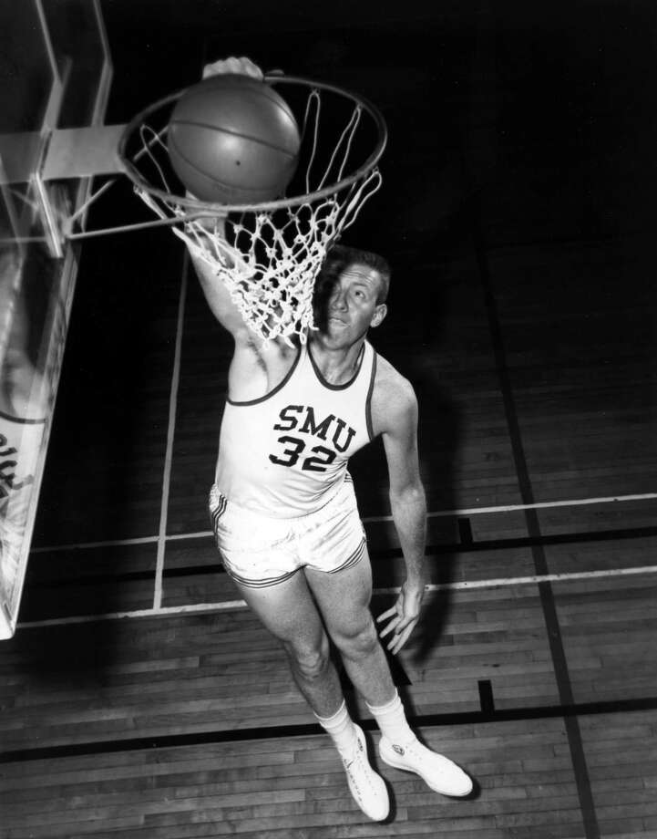 4. 1956 SMU: Jim Krebs was a star for SMU in 1956 and 1957. Photo: Courtesy Photo