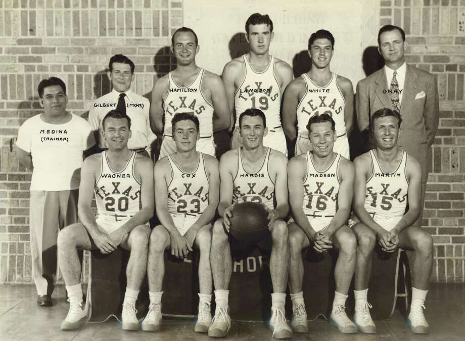 6. 1947 Texas: The Longhorns made their second trip to the Final Four and won the third-place NCAA Final Four game for the only time in school history. Photo: Courtesy Photo