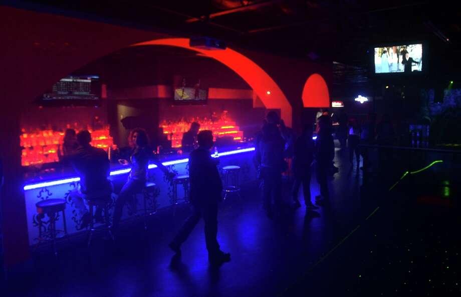 Club Heat. Beth Rankin/cat5 Photo: Beth Rankin / Beth Rankin