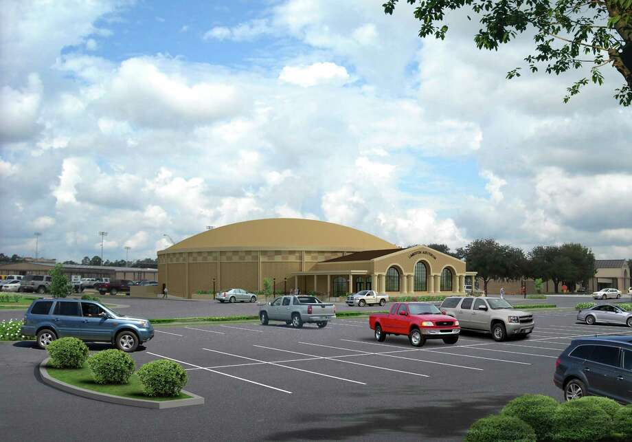 American Business Continuity Domes, Inc. and Dome Technology, the U.S.-based alliance that develops and builds disaster-resistant, steel-reinforced thin-shell concrete domes, will build a new Fine Arts Center for the city and school district in Lumberton. Photo: Handout