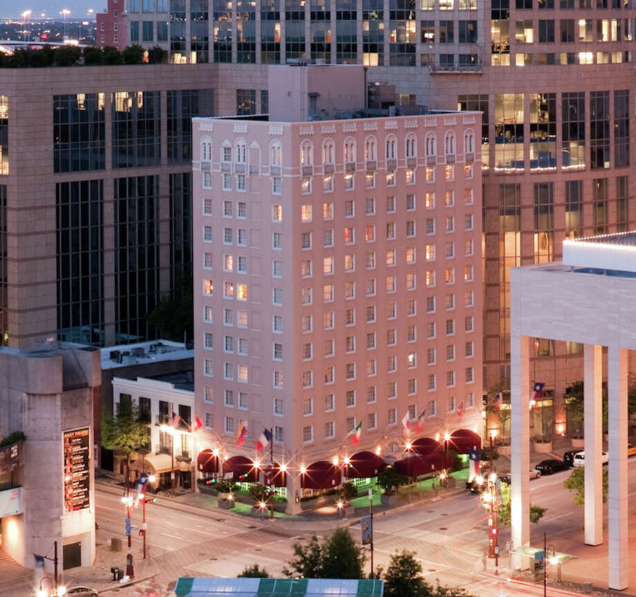 Downtown's Lancaster hotels is getting a $10 million upgrade. Photo: Mark Johnson Photography, Inc. / ©Copyright 2010 Mark Johnson Photography, Inc.