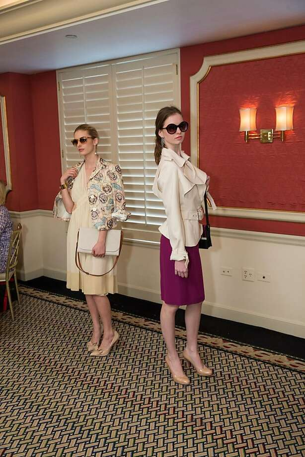 Models show off new designs during ModeWalk's Spring Fashion Show and Luncheon on March 26, 2013. Photo: Drew Altizer Photography