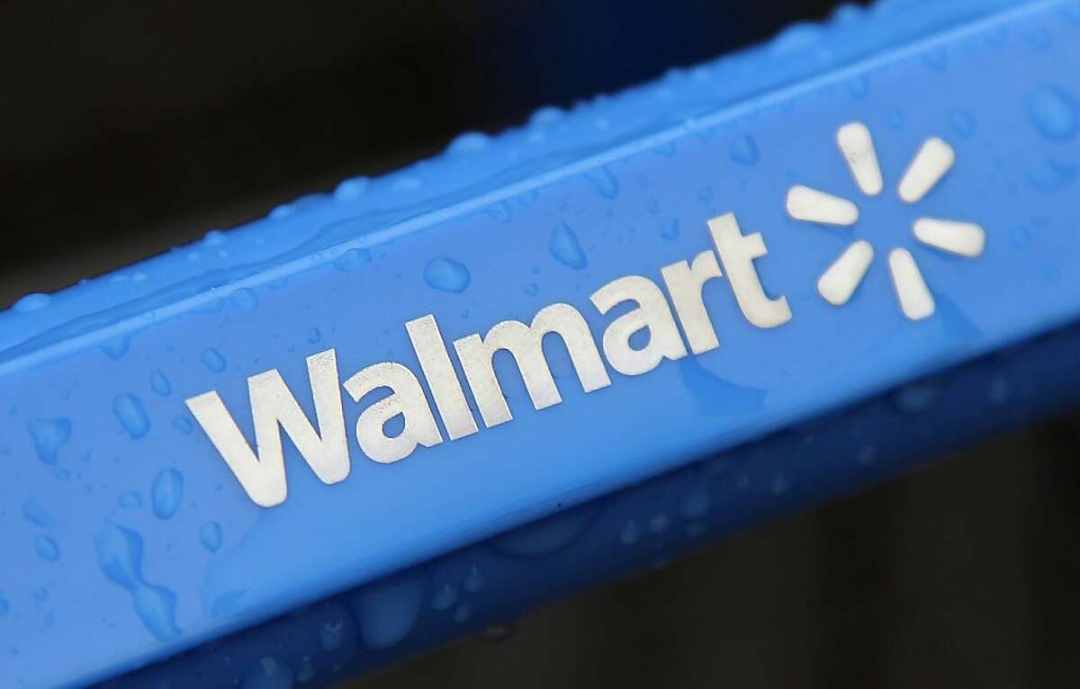 Wal-Mart Stores Revenues ($b): 469.2 Profits ($mm): 16,999 See the full list here.