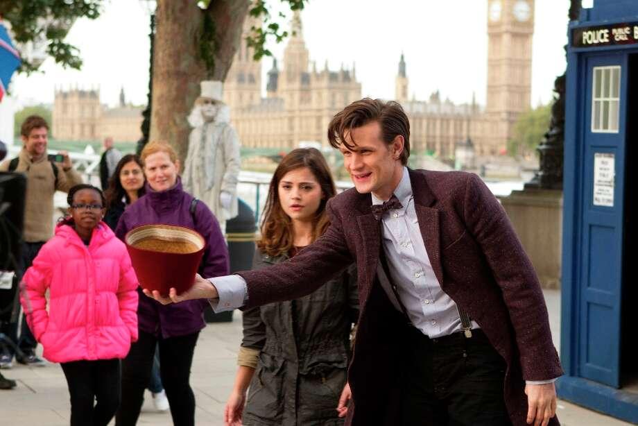 DOCTOR WHO Photo: ADRIAN ROGERS / ©BBC/BBC WORLDWIDE