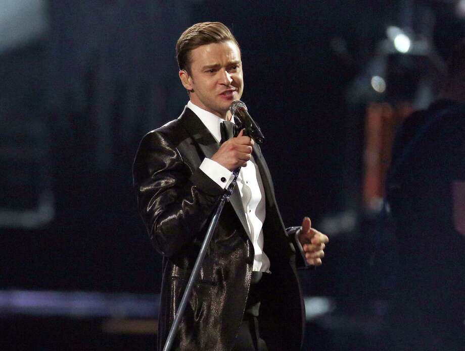 "Justin Timberlake's new release, ""The 20/20 Experience,"" sold nearly 1 million copies its first week. Photo: Associated Press"