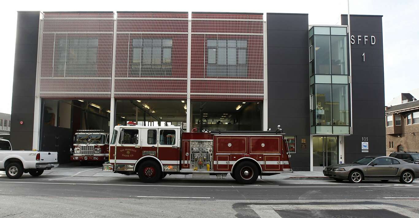 SFFD Fire Station No. 1