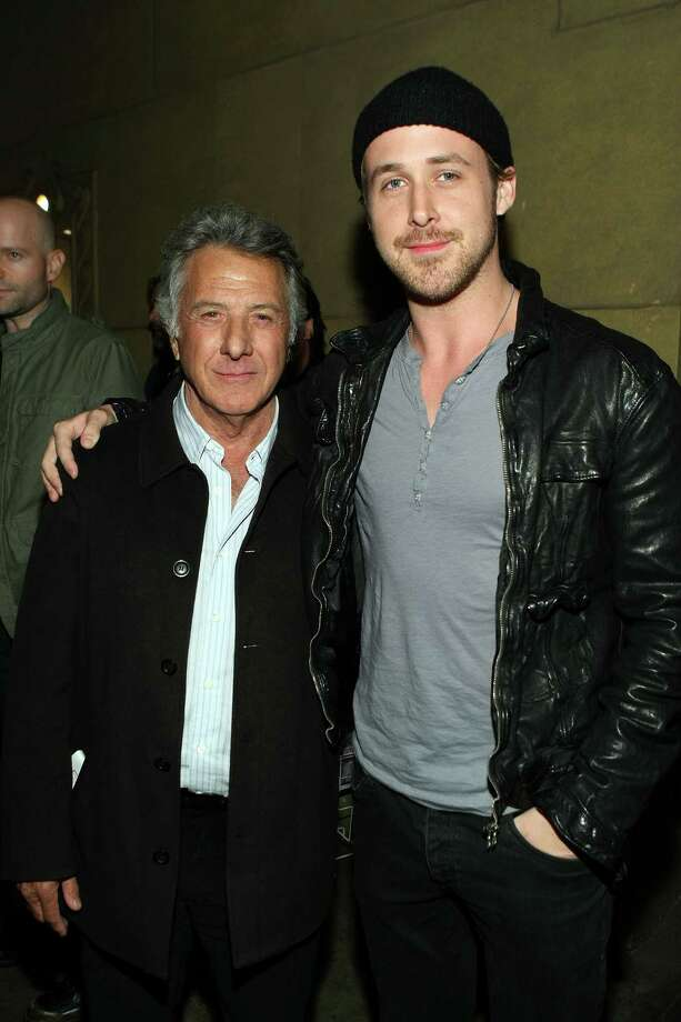 ...and more old people (Dustin Hoffman in 2009). Photo: Kristian Dowling, Getty Images / 2009 Getty Images