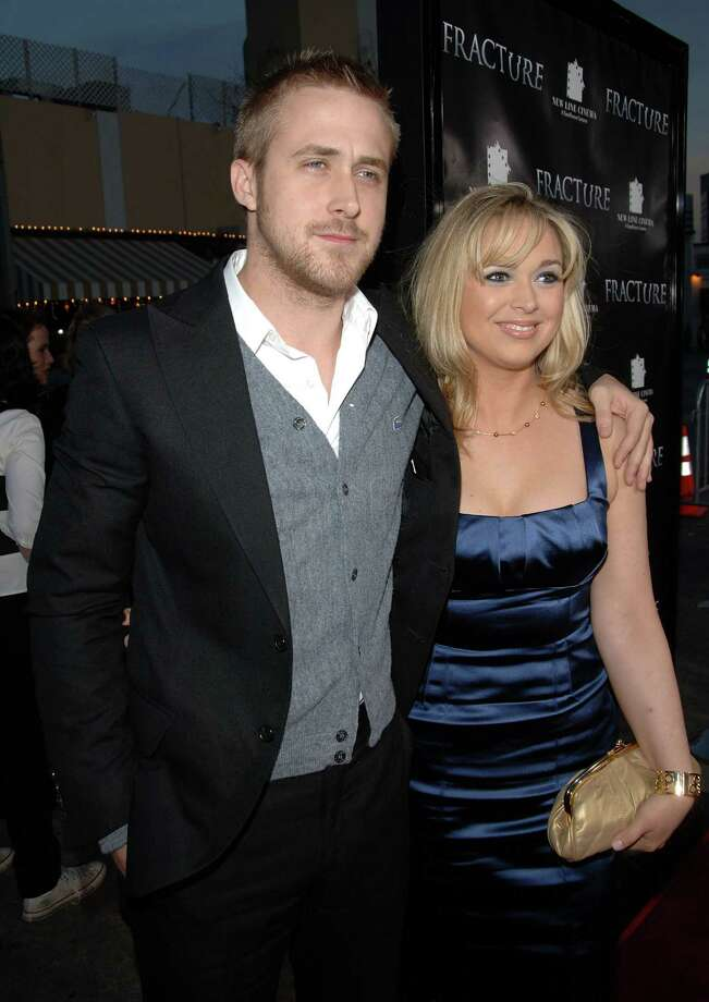 He's also close with sister Mandi Gosling, a frequent red-carpet companion. (Photo from 2007 Fracture premiere) Photo: Stephen Shugerman, Getty Images / 2007 Getty Images