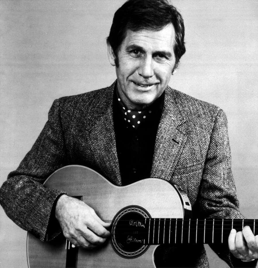 One of the greatest guitarists of the 20th century, the country legend was also a wildly successful producer in Nashville when he signed Nelson to RCA records. Atkins was successful at creating string-laden hits for other artists but the format just didn't work for Nelson, who eventually parted ways with RCA. Who knows, had Atkins proved successful retrofitting Nelson's strange songs to his boilerplate productions Nelson may have stayed in Tennessee. He died of cancer in 2001. Photo: AP / N. PATRICA STORY