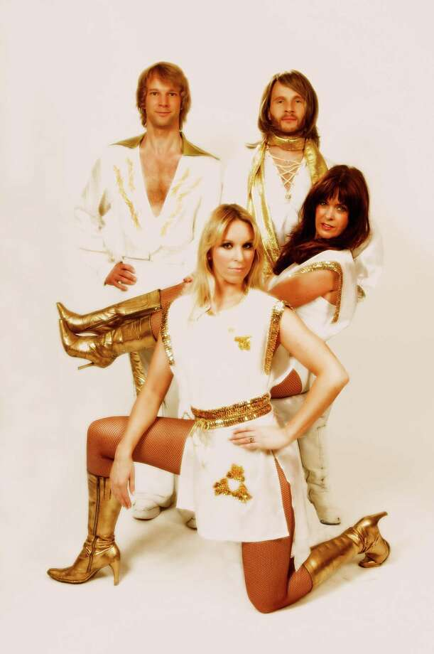 Arrival will perform the music of ABBA at the Ridgefield Playhouse on Saturday, March 30. Photo: Contributed Photo