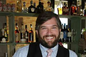 Chris Ware is the bar manager at Arcade Midtown Kitchen.