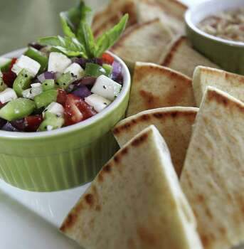 Picnikins Patio Café 6901 Blanco Road, 210-616-0954. Lunch/dinner: Mon.-Sat. $-$$ A very good sandwich shop at lunch that dresses up nicely for dinner. Don't miss the lemon posset dessert. Photo: Express-News File Photos
