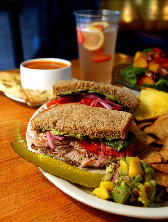 Pam's Patio Kitchen 11826 Wurzbach Road, 210-492-1359.Family-owned restaurant draws big crowds at lunch, who come for an amazing torta and Thai beef salad, as well as satisfying soups and delicious desserts.