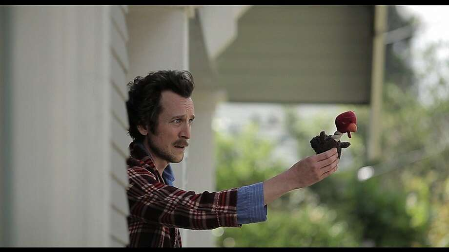 """Dolph (Jack Plotnick) is constantly sidetracked as he looks for his missing dog in """"Wrong."""" Photo: Drafthouse Films"""