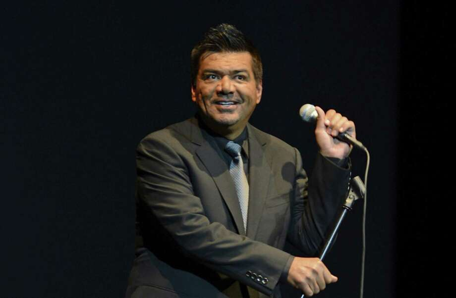George Lopez draws from his current material, including his HBO special, when he appears Friday and Saturday at the Majestic Theatre. A few tickets may be available by showtime. Photo: Larry Marano / Getty Images