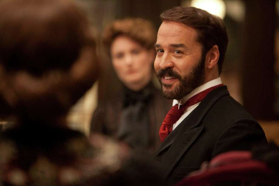 "Jeremy Piven invigorates the small screen once again  in PBS' multipart series ""Mr. Selfridge."""