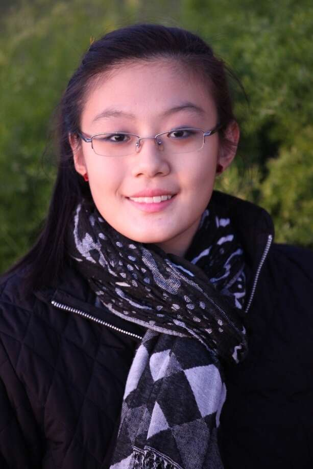 Anna Han is a senior at Taylor High School in Katy. As the winner of the 2012 Houston Symphony League Concerto Competition, she'll play Frederic Chopin's Piano Concerto No. 1 with the orchestra. Photo: Courtesy Photo