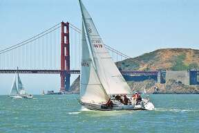 The 2013 Strictly Sail Pacific Boat show April 11-14 at Jack London Square will include free sailboat rides on the bay.