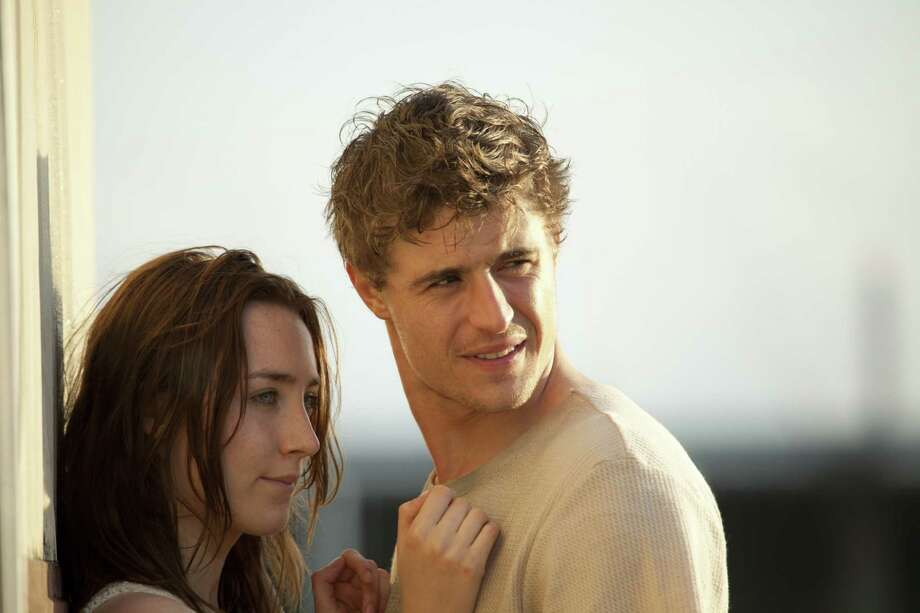 "Saoirse Ronan and Max Irons star in ""The Host,"" the big-screen adaptation by Andrew Niccol of Stephenie Meyer's best-selling book. Photo: Open Road Films"