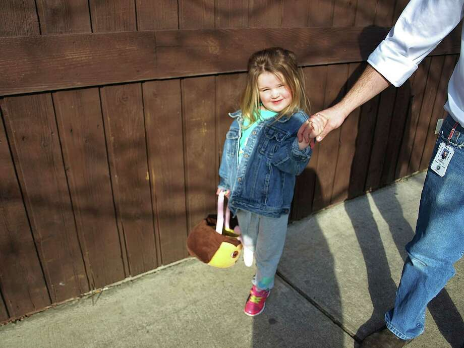 Were you SEEN at the Danbury Stew Leonard's Easter egg hunt? Photo: Nuria Ryan