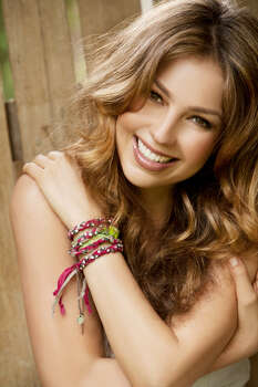 Thalia, the Mexican pop icon who has conquered novelas, music and motherhood. Photo courtesy of Sony Music - US Latin. Photo: Sony Music - US Latin