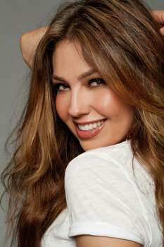 Thalia (born August 26, 1971), is a Mexican singer, songwriter, published author, actress and businesswoman. Photo: Ruben Martin\Sony Music