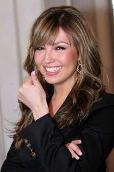 LA VOZ: mexican singer Thalia. Photo Credit: EFE Servicios / EFE