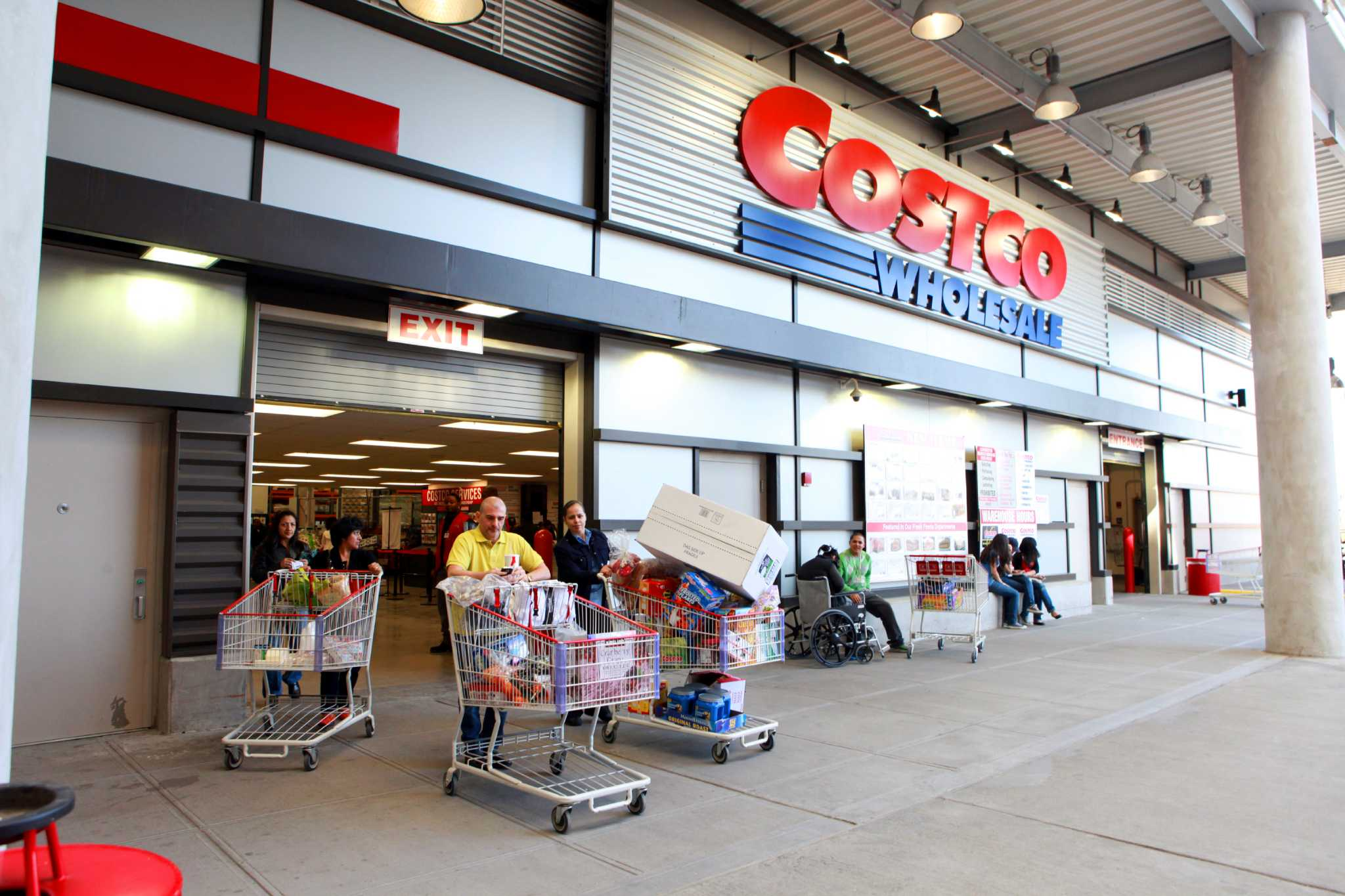 Costco Scouts Colonie For Store Times Union