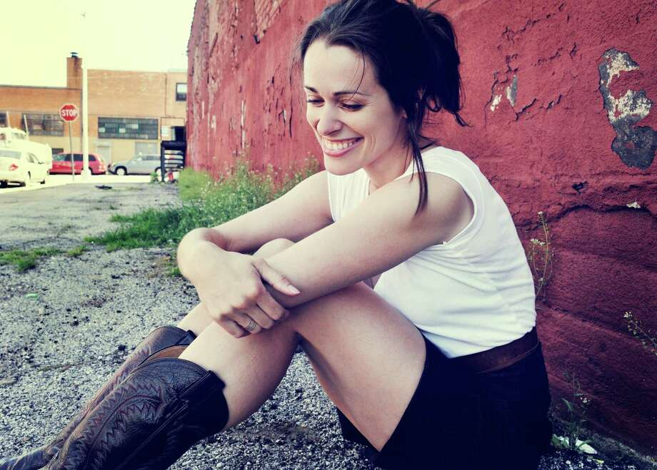 Caitlin Canty will open a show 8 p.m. Saturday for M.R. Poulopoulos at Caffe Lena.