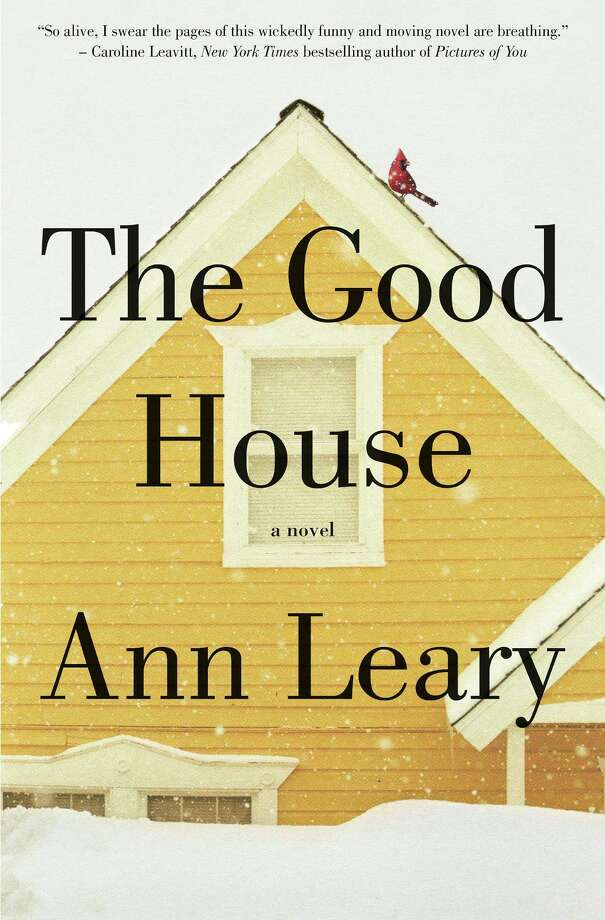 Ann Leary's new book, âÄúThe Good House,âÄù introduces readers to Hildy Good, an outspoken, wry New England realtor who seems to know everyone and everything in town. She shares just about all of it in her amusing, down-to-earth way, so readers are in on it too. But she also hides some secrets, even from herself. Photo: Contributed Photo