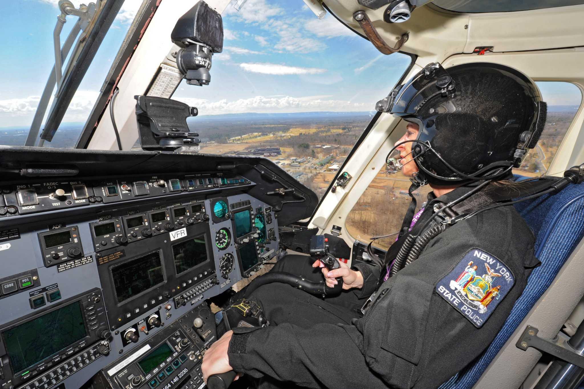 photos pioneering pilot paramedic times union