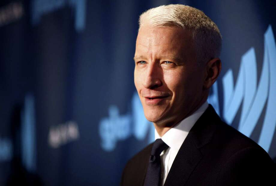 Anderson Cooper: The CNN anchor confirmed that he is gay in 2012.  Photo: YANA PASKOVA, STR / NYTNS