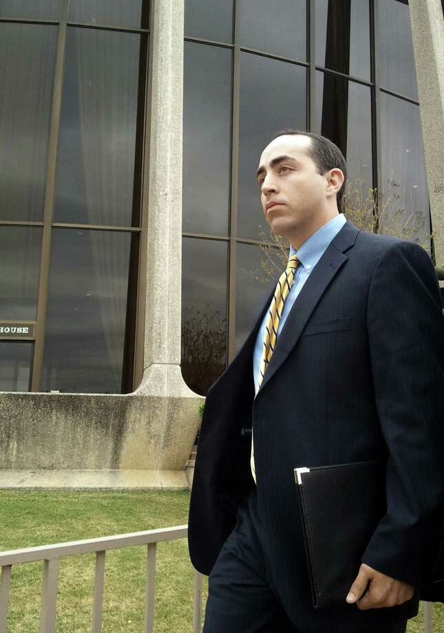 A judge has ruled that former city employee Michael Cuellar cannot be banned from city buildings. Photo: Guillermo