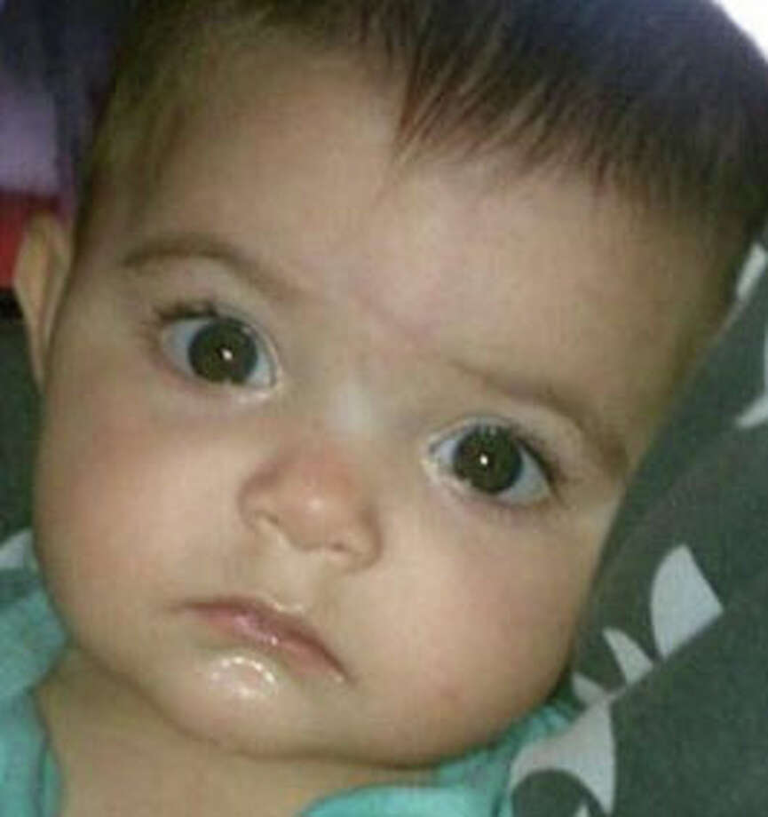 Ashley Heil was 8 months old when she died. (Montgomery County District Attorney's Office)
