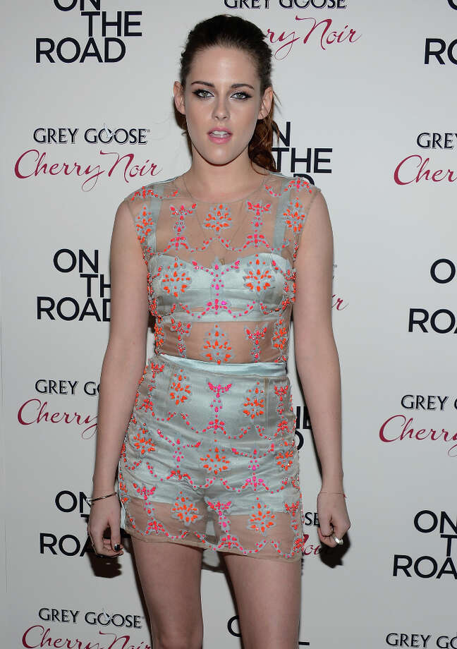 Kristen Stewart attends the On The Road New York Premiere at SVA Theater on December 13, 2012 in New York City. (suggested by obamaboy) Photo: Dimitrios Kambouris, WireImage / 2012 WireImage