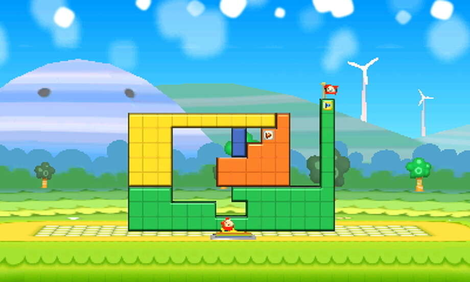 Crashmo: This game presents players with scores of challenging three-dimensional block puzzles that will put their reasoning skills to the test. Age 8. Platforms: Nintendo 3DS. More at CommonSenseMedia.org.