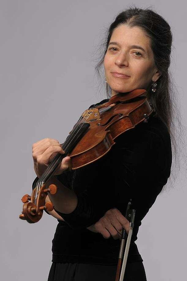 "Jill Levy presents ""Music for the Promise of Spring"" with the Saratoga Chamber Players at 3 p.m. Sunday at United Methodist Church in Saratoga Springs. Click here for more information. (Saratoga Chamber Players)"
