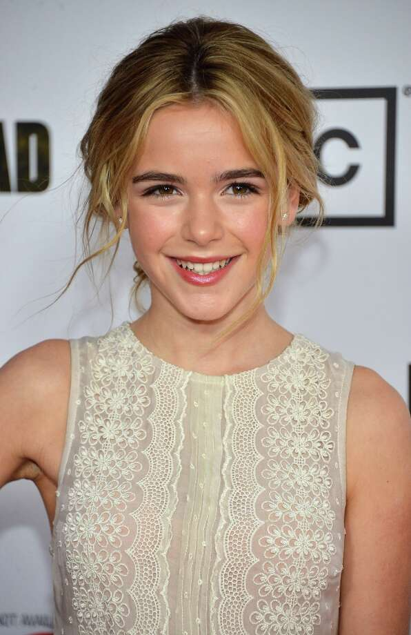 Shipka in 2012, at the season premiere of AMC's 'The Walking Dead.' Photo: Frazer Harrison, Getty Images / 2012 Getty Images